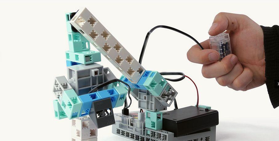 kit pour apprendre à coder via la robotique